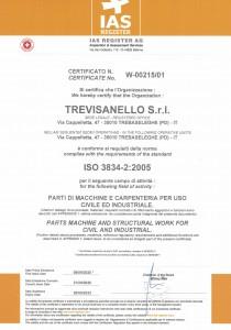 TREVISANELLO SRL REV.01 - W-1